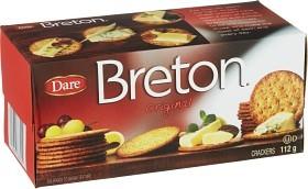 Bild på Dare Breton Kex Original 112 g