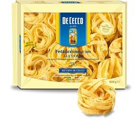 Bild på De Cecco Äggpasta Fettuccine 500 g
