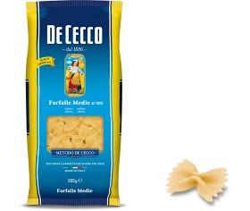 Bild på De Cecco Pasta Farfalle 500 g