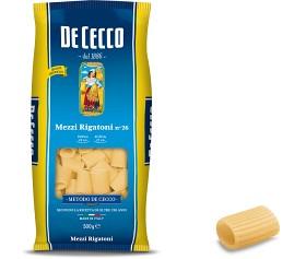 Bild på De Cecco Pasta Mezzi Rigatoni 500 g