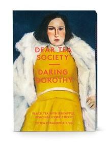 Bild på Dear Tea Society Daring Dorothy 20-pack
