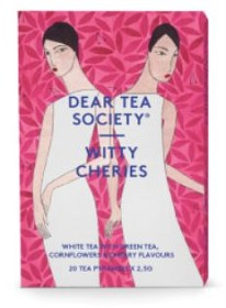 Bild på Dear Tea Society Witty Cheries 20-pack