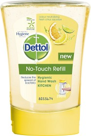 Bild på Dettol No-Touch Refill Citrus 250 ml