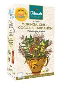 Infusion Moringa Chili Kakao 20-P