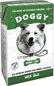 Bild på Doggy Bitar I Sås Med Älg 475 g