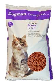 Bild på Dogman Dinner för Katt 10 kg