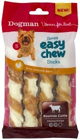 Bild på Dogman Easy Chew Sticks Kyckling 4 P