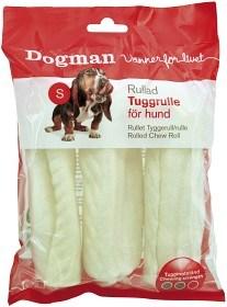 Bild på Dogman Tuggrulle Vit S 3 P
