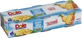 Bild på Dole Ananas Pizza & Tacos 3x227 g