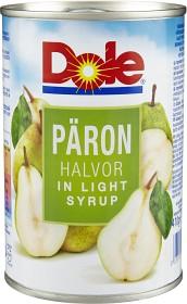 Bild på Dole Päronhalvor i sirapslag 410 g