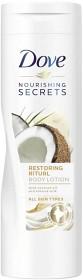Bild på Dove Body Lotion Restoring Ritual 250 ml