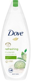 Bild på Dove Body Wash Refreshing 225 ml