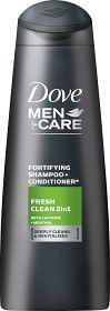 Bild på Dove Men Fresh Clean 2-in-1 Shampoo 250 ml