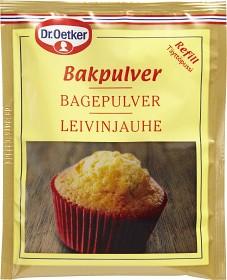 Bild på Dr. Oetker Bakpulver Refillpåse 100 g