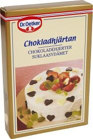 Bild på Dr. Oetker Chokladhjärtan 45 g