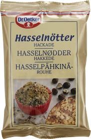 Bild på Dr. Oetker Hackade Hasselnötter 50 g