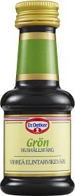 Bild på Dr. Oetker Hushållsfärg Grön 30 g