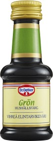 Bild på Dr. Oetker Grön Hushållsfärg 30 ml