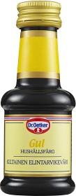 Bild på Dr. Oetker Gul Hushållsfärg 30 ml