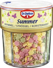 Bild på Dr. Oetker Sommarströssel 88 g