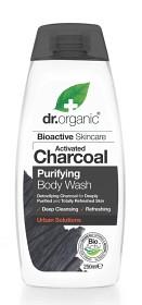 Bild på Dr Organic Activated Charcoal Body Wash 250 ml