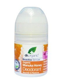 Bild på Dr Organic Manuka Honey Deodorant 50 ml