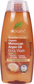 Bild på Dr Organic Moroccan Argan Oil Body Wash 250 ml