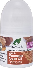 Bild på Dr Organic Moroccan Argan Oil Deodorant 50 ml