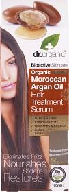 Bild på Dr Organic Moroccan Argan Oil Hair Treatment Serum 100 ml