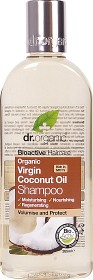 Bild på Dr Organic Virgin Coconut Oil Schampo 265 ml