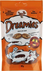 Bild på Dreamies Kattsnacks Kyckling 60 g