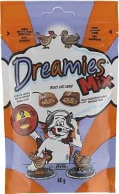 Bild på Dreamies Mix Kyckling & Anka 60 g