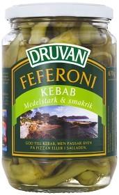 Bild på Druvan Feferoni Kebab 670 g