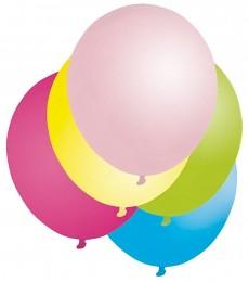 Bild på Duni Ballonger Flerfärgade 10 p
