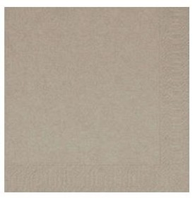Bild på Duni Middagsservett Greige 40x40 cm 50 p