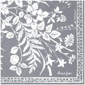 Bild på Duni Middagsservett Skönheten 40x40 cm 20 p