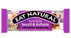 Bild på Eat Natural Brazil & Sultana with Peanuts & Almonds