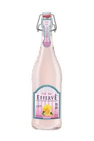 Bild på Effervé Lemonad Pink Rose 75 cl