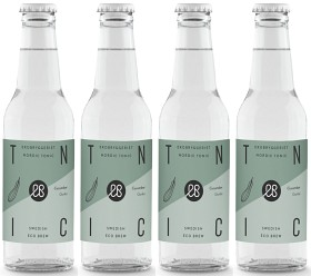 Bild på Ekobryggeriet Nordic Tonic Cucumber 4x20 cl