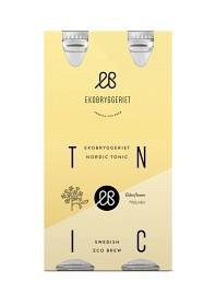 Bild på Ekobryggeriet Nordic Tonic Elderflower 4x20 cl