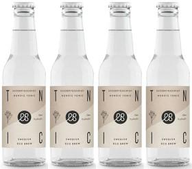 Bild på Ekobryggeriet Nordic Tonic Kryddnejlika 4x20cl
