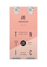 Bild på Ekobryggeriet Nordic Tonic Rhubarb 4x20 cl
