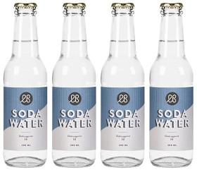 Bild på Ekobryggeriet Soda Water 4x200 ml