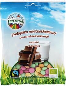 Bild på Ekologiska Chokladlinser 80 g