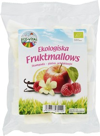 Bild på Ekologiska Fruktmallows 90 g