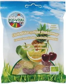 Bild på Ekologiska Syrliga fruktormar 90 g