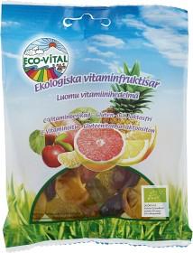 Bild på Ekologiska Vitaminfruktisar 90 g