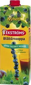 Bild på Ekströms Blåbärssoppa utan Tillsatt Socker 1 L