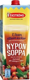 Bild på Ekströms Nyponsoppa utan Tillsatt Socker 1 L