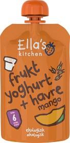 Bild på Ella's Fruktyoghurt Havre Mango 100 g